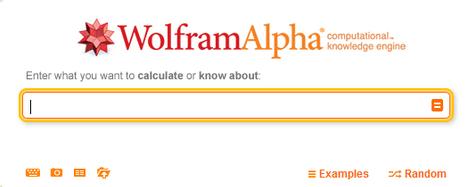 Cómo usar el motor de conocimiento Wolfram Alpha 1