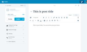 Aplicación de escritorio WordPress para Windows PC: Revisar y cómo utilizarlo