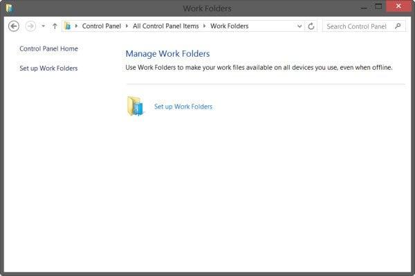 Configuración de carpetas de trabajo en Windows 7