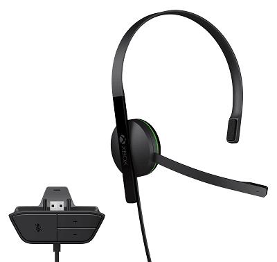 Nuevos accesorios para Xbox One