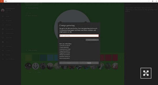 Cómo cambiar tu Xbox Gamertag a través de la aplicación Xbox en Windows 10