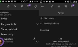 Cómo usar el Chat para fiestas en Xbox One, Windows 10, Android e iOS