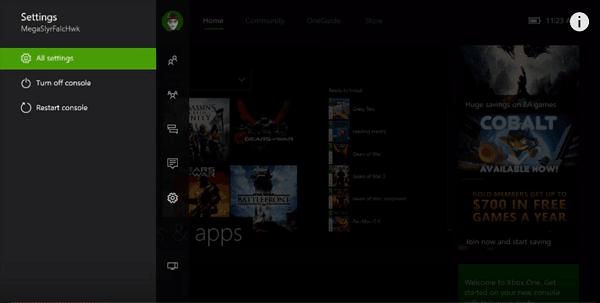 Cómo personalizar o cambiar el fondo de pantalla de Xbox One 1