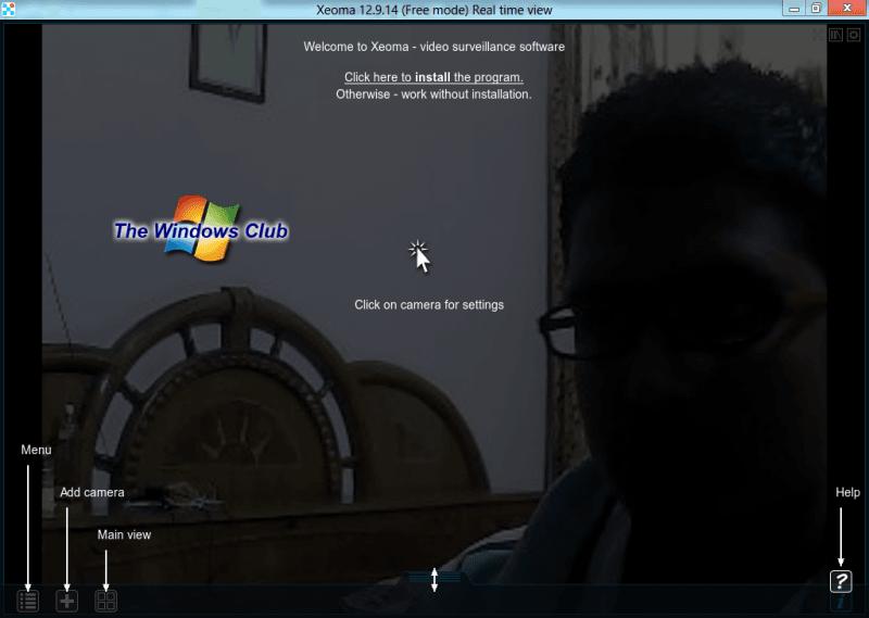 Xeoma: Crea tu propio sistema de vigilancia con unos pocos clics, gratis 1
