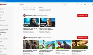Las 4 mejores aplicaciones de YouTube en la tienda de Microsoft que deberías usar en Windows 10