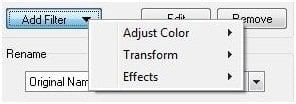 Photopus, un software de edición de fotos rápido para Windows 2