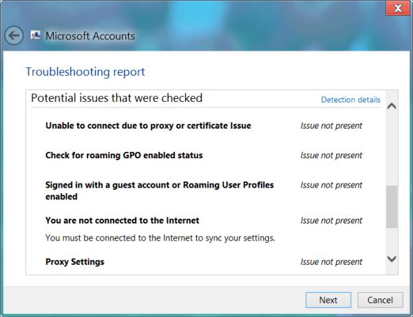 Solucionador de problemas de cuentas de Microsoft: Corrección de problemas de sincronización y configuración de cuentas de Microsoft