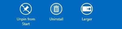 Cómo instalar o desinstalar aplicaciones de Windows Stores en Windows 8