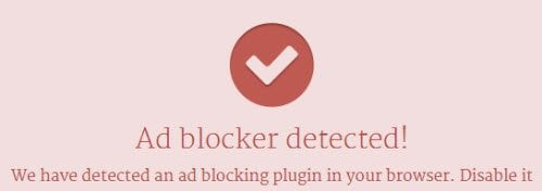 Bloqueadores de anuncios vs Antibloqueadores de anuncios - La mayor carrera armamentista de Internet 3