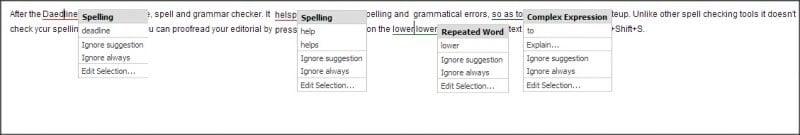 Plugins y software para revisar ortografía, estilo y gramática gratuitos 2