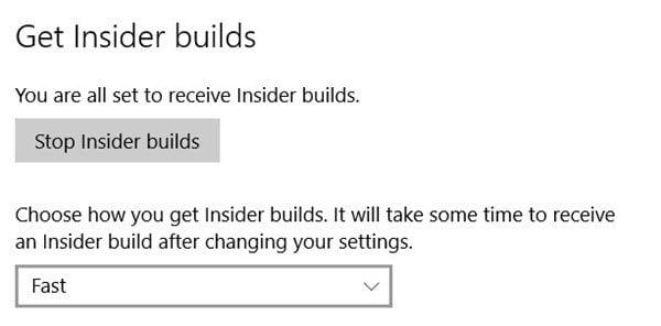 Cómo registrarse en el programa Windows Insider y obtener una vista previa de Windows 10 Insider Builds