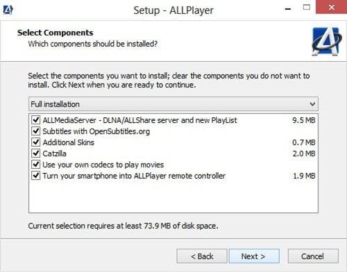 Revisión de ALLPlayer: Reproductor multimedia universal para Windows