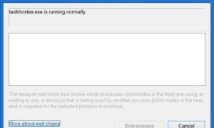 Función Wait Chain Traversal en Windows 10/8/7