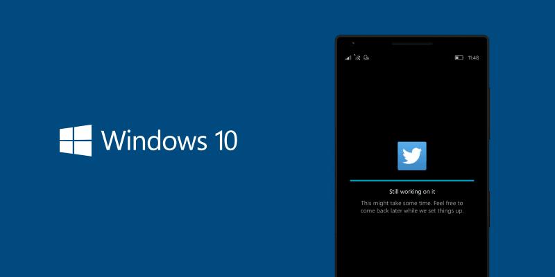 Instala aplicaciones Android en tu teléfono Windows 10 Mobile con el Proyecto Astoria 1