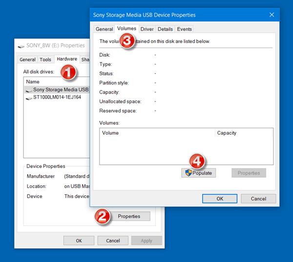Mensaje de aplicación no encontrado en Windows 10/8/7 2