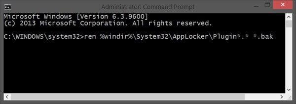 Aplicaciones universales o de Windows Store bloqueadas por el control parental en Windows 10
