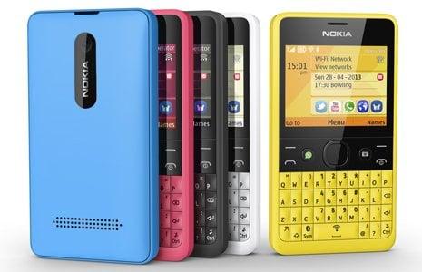 Nokia Asha 210 Especificaciones, Características, Imágenes, Video