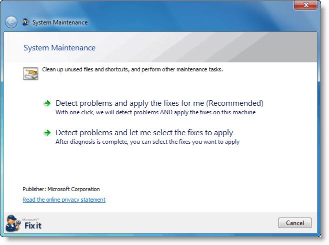 Software gratuito para corregir o eliminar accesos directos rotos en Windows