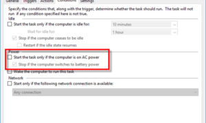 Cómo crear automáticamente el Punto de Restauración del Sistema al iniciar en Windows 10/8/7
