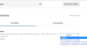 Cómo controlar la reproducción de audio y vídeo en Google Chrome