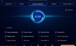 Iobit Advanced SystemCare es un software gratuito de optimización de PCs