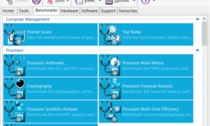 Mejor software de referencia gratuito para Windows 10