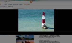 Cómo obtener una vista previa de los fondos de pantalla antes de descargar los paquetes de temas de Windows 7 desde Microsoft