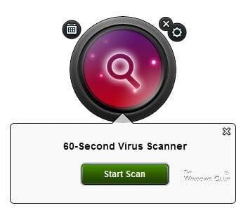 Bitdefender 60-Second Virus Scanner escaneará su PC en un minuto