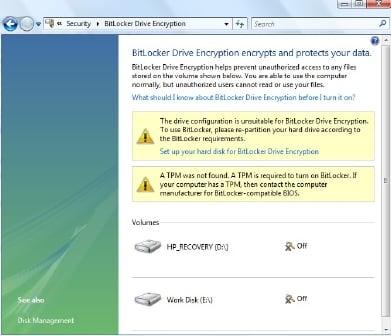 Función de Microsoft BitLocker en Windows 10/8/7