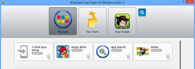 Utilice WhatsApp en un PC con Windows con BlueStacks Player 2