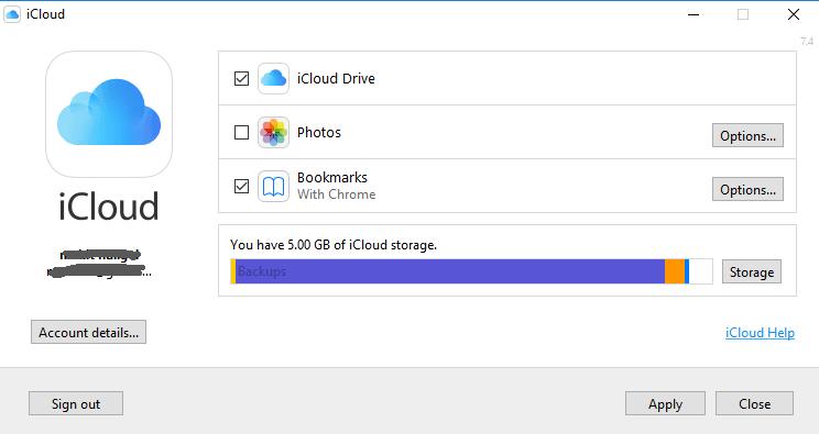 No se pueden importar fotos de iPhone a Windows 10 PC