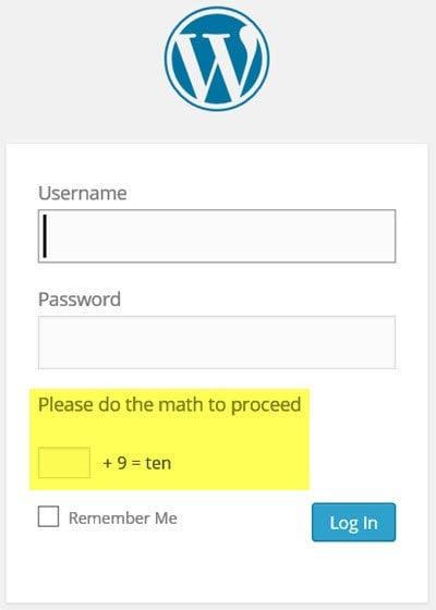 Proteger y proteger el sitio web de WordPress de los hackers 2