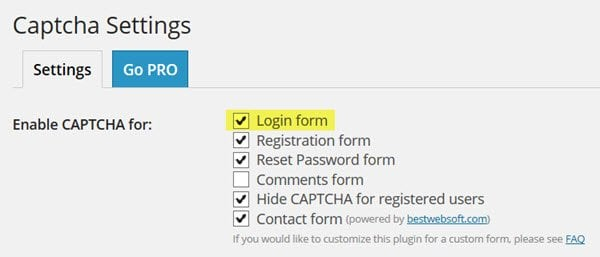 Proteger y proteger el sitio web de WordPress de los hackers 3