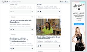 Revisión del lector de AOL: Lector de feeds RSS gratuito