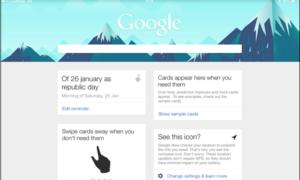 Configuración de los recordatorios de Google Now mediante Voz o Texto