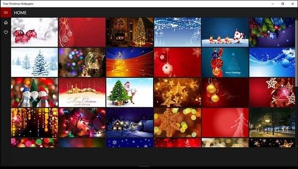 Temas De Navidad De Windows 10 Fondos De Pantalla Arbol