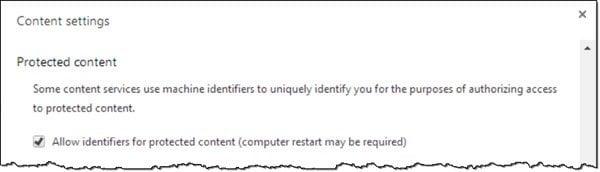 Desactivar la advertencia de contenido inseguro en Chrome 2