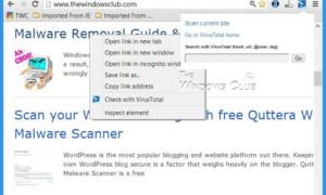 3 Comprobadores de Enlaces y Escáneres de URLs útiles para el Navegador Chrome