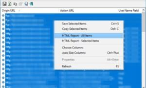 ChromePass ayuda a recuperar contraseñas olvidadas del navegador Chrome