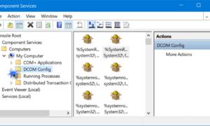 Corregido: Error de Clase No Registrada en Windows 10/8/7