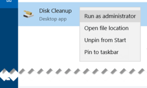 Cleanmgr+ es una alternativa a la clásica Herramienta de Liberador de espacio en disco de Windows