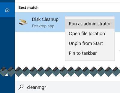 Cleanmgr+ es una alternativa a la clásica Herramienta de Liberador de espacio en disco de Windows 52