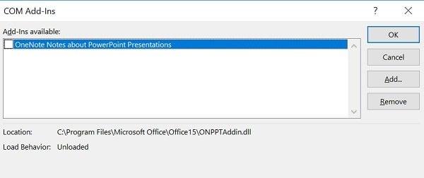 Troubleshoot PowerPoint no está respondiendo, congelando o colgando problemas
