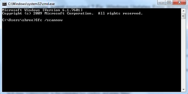 La aplicación Windows Defender no se ha inicializado, Código de error 0x800106ba 2