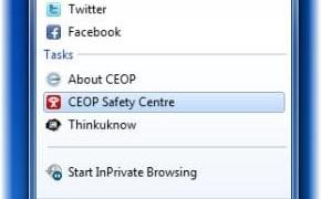 Lanzamiento de la versión personalizada de Internet Explorer para niños