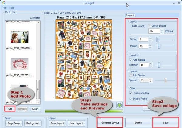 Sorteo: 20 licencias de CollageIt Pro