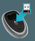 Ratón táctil Logitech M600: Un ratón inalámbrico basado en gestos para Windows