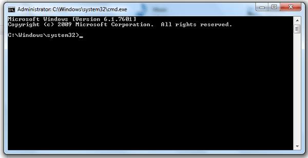 Ejecutar comandos desde el cuadro de búsqueda de inicio de Windows como administrador