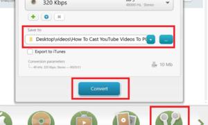 Convierte YouTube a MP3 usando software gratuito o convertidores en línea