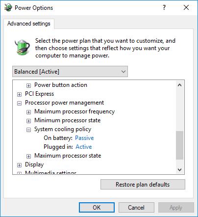 Mejor software de refrigeración portátil para Windows 10/8/7